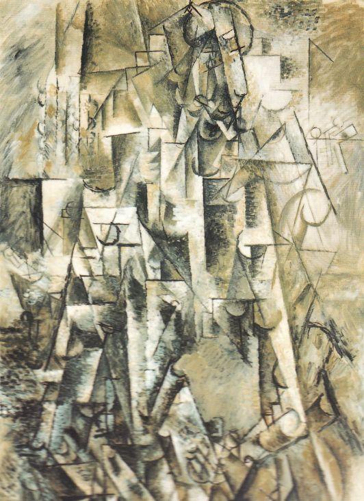Pablo Picasso, Le poète (1911)