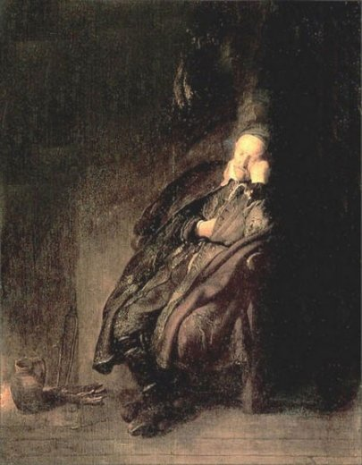 rembrandt-van-rijn-old-man-sleeping
