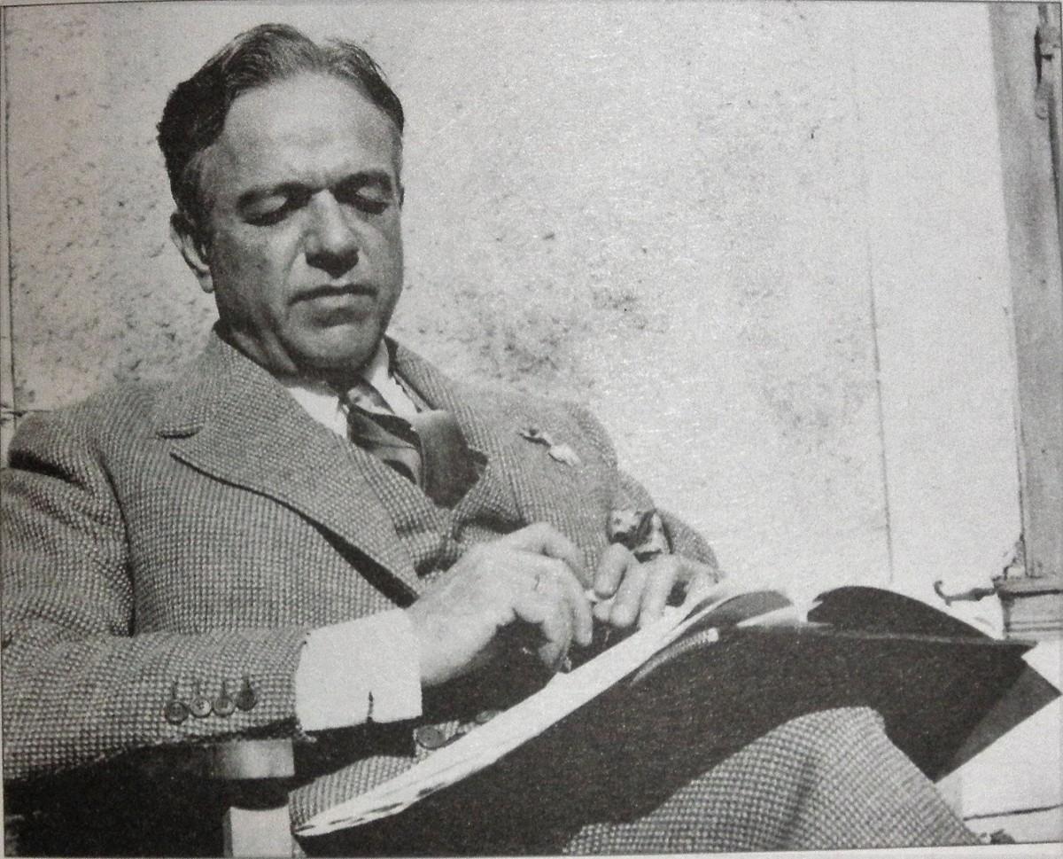 Αλέξανδρος Μάτσας, Ένας αριστοκράτης και αιρετικός της γενιάς του '30